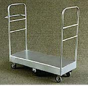 TS/072 - Single Deck Double Ended Stock Trolley
