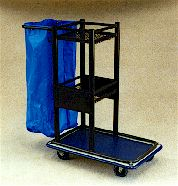 TX/200 Cleaners Trolley