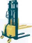 BATTERY ELECTRIC STACKER