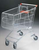 Traditional Supermarket Trolley